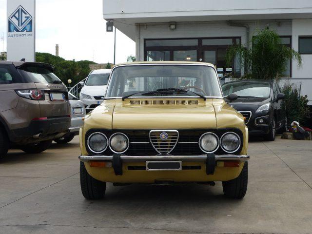 ALFA ROMEO Giulia Nuova Super 1300 ASI - Targhe e Libretto Originali