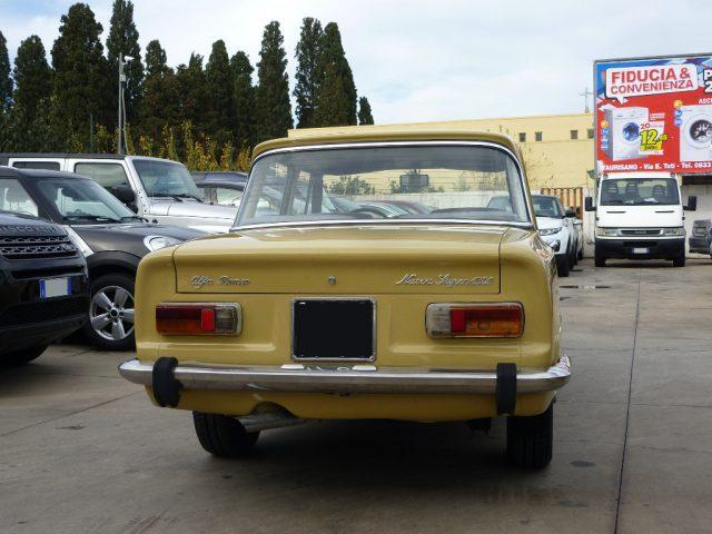 ALFA ROMEO Giulia Nuova Super 1300 ASI - Targhe e Libretto Originali Immagine 3