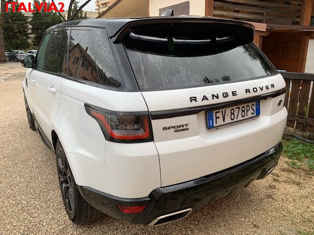LAND ROVER Range Rover Sport 2.0 Si4 PHEV HSE Dynamic Immagine 4