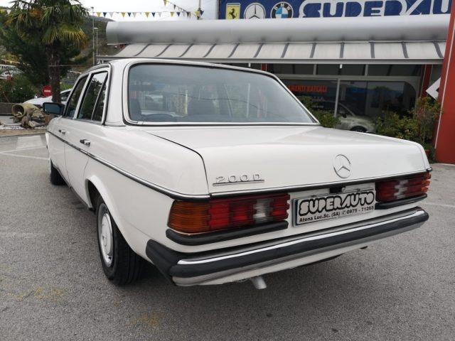 OLDTIMER Mercedes Benz 200 D.  ( DIESEL )  KM 191.000 Immagine 3
