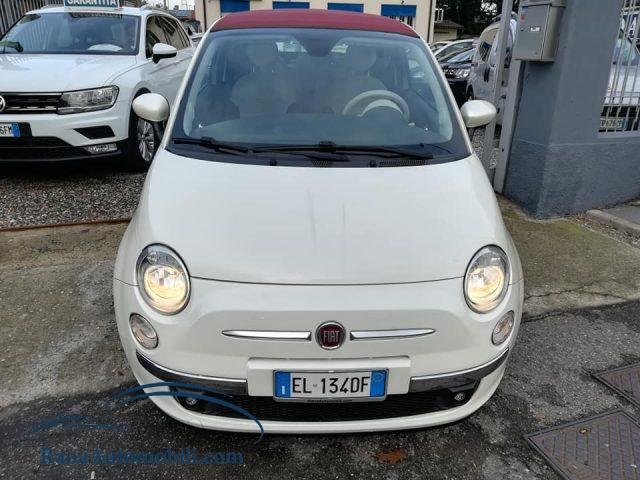 FIAT 500C Lounge Autom -VENDUTA- Immagine 2