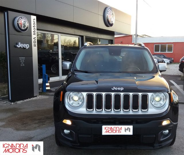JEEP Renegade 2.0 CRDI 140CV Limited Extrasconto Black Friday Immagine 0