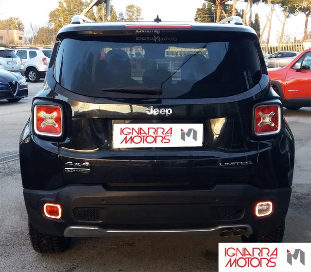 JEEP Renegade 2.0 CRDI 140CV Limited Extrasconto Black Friday Immagine 2