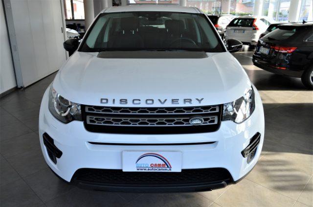 LAND ROVER Discovery Sport 2.0 TD4 150cv aut. 4x4  Navigatore Immagine 1