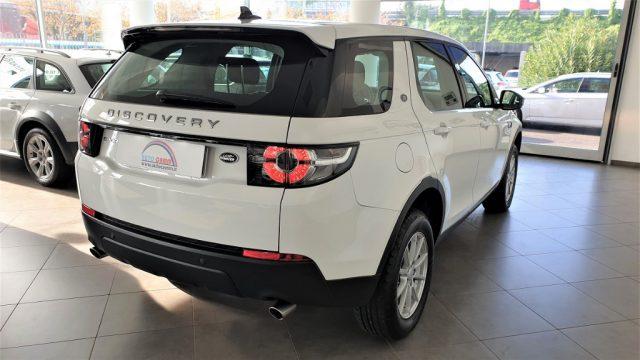 LAND ROVER Discovery Sport 2.0 TD4 150cv aut. 4x4  Navigatore Immagine 3