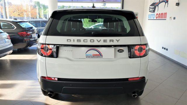 LAND ROVER Discovery Sport 2.0 TD4 150cv aut. 4x4  Navigatore Immagine 4