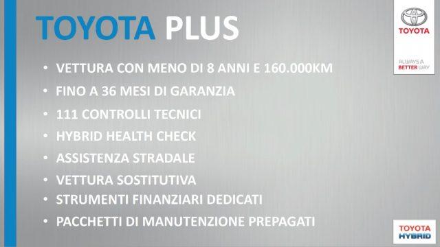 TOYOTA Yaris 1.5 Hybrid 5 porte Active Immagine 1