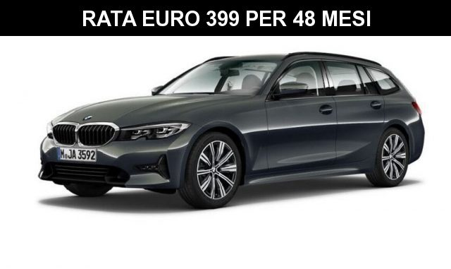BMW 320 d xDrive Touring Sport MY 2020 Immagine 0