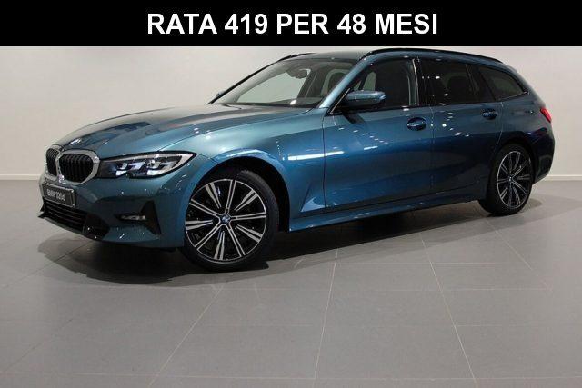 BMW 320 d xDrive Touring Sport MY 2020 Immagine 0