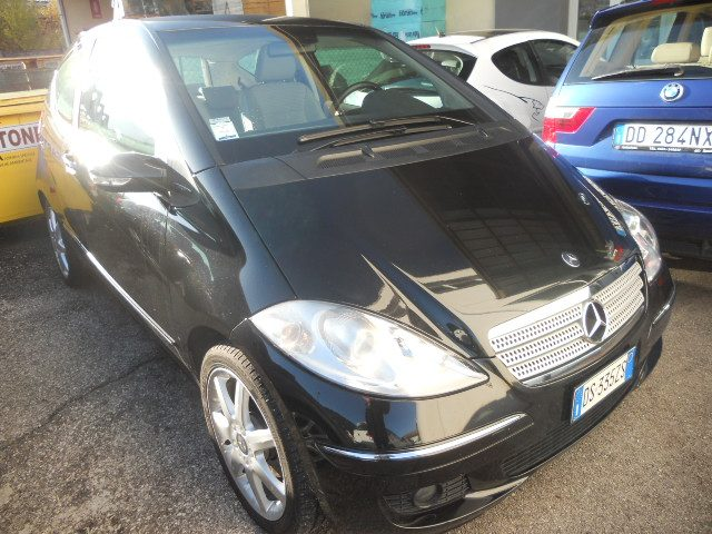MERCEDES-BENZ A 170 Nero metallizzato