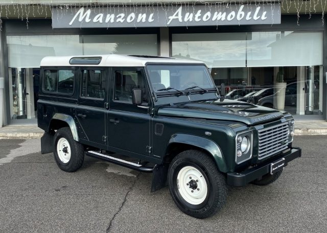 LAND ROVER Defender Verde metallizzato