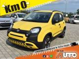 Panda 1.2 69CV CITY CROSS E6D TEMP UFFICIALE ITALIA
