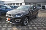 Compass 2.0 MJT 140CV 4WD LIMITED AT9 UFFICIALE ITALIA
