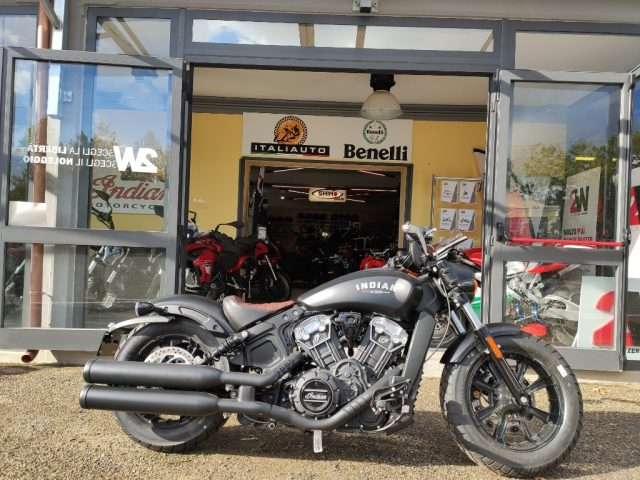 INDIAN Scout Bobber 1200 Immagine 0
