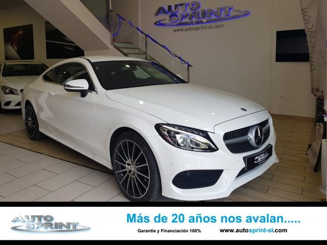 MERCEDES-BENZ C 200 Blanco metalizada