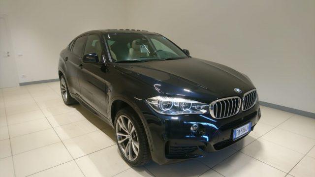 BMW X6 312 CV M-SPORT FULL OPTIONAL Immagine 3