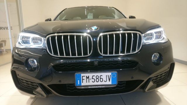 BMW X6 312 CV M-SPORT FULL OPTIONAL Immagine 2