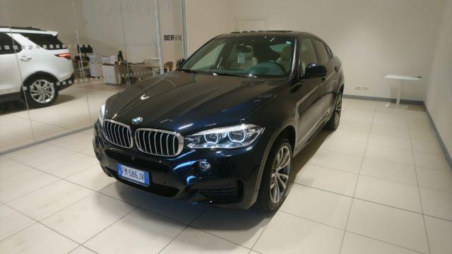 BMW X6 312 CV M-SPORT FULL OPTIONAL Immagine 0