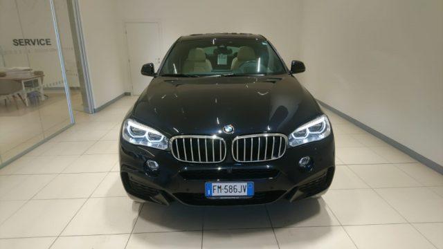 BMW X6 312 CV M-SPORT FULL OPTIONAL Immagine 1