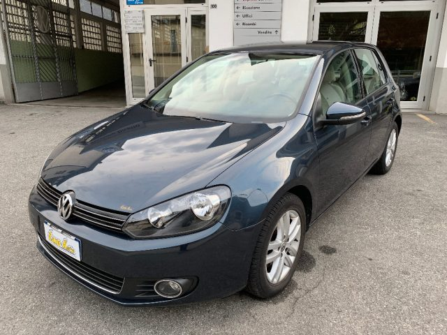 VOLKSWAGEN Golf Blu Shadow  metallizzato