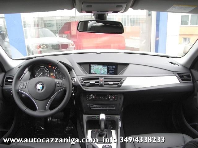 BMW X1 X-Drive 20d/23d ELETTA/ATTIVA/FUTURA  AUTOMATICA Immagine 3