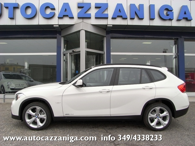 BMW X1 X-Drive 20d/23d ELETTA/ATTIVA/FUTURA  AUTOMATICA Immagine 1