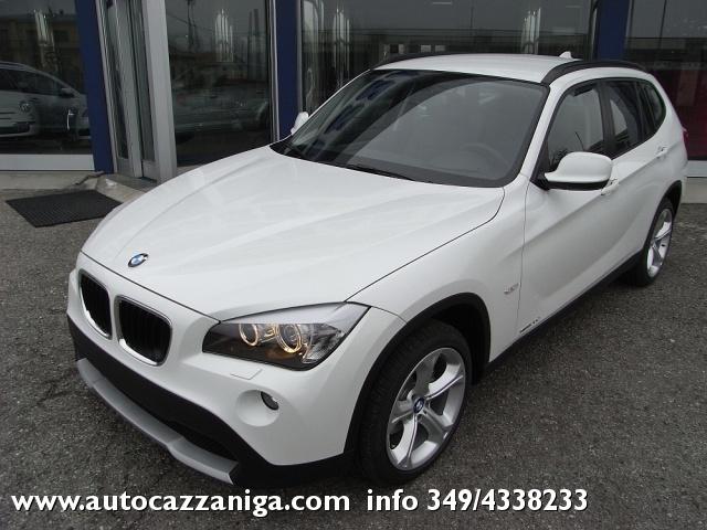 BMW X1 X-Drive 20d/23d ELETTA/ATTIVA/FUTURA  AUTOMATICA Immagine 0