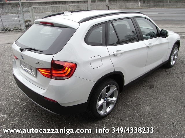 BMW X1 X-Drive 20d/23d ELETTA/ATTIVA/FUTURA  AUTOMATICA Immagine 2