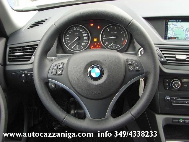 BMW X1 sDrive 20d/23d ELETTA/ATTIVA/FUTURA AUTOMATICA Immagine 4