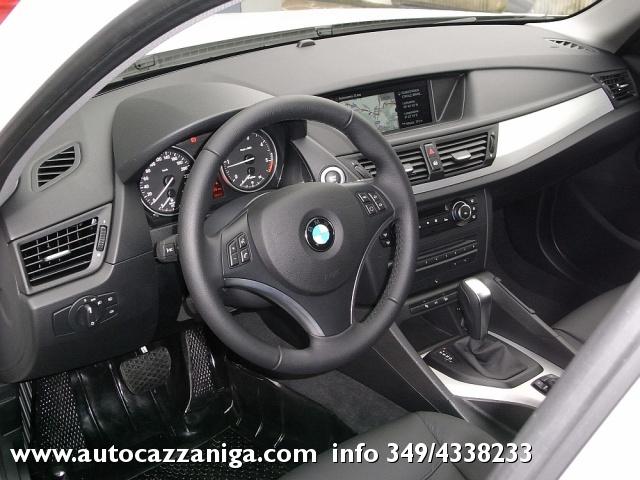 BMW X1 sDrive 20d/23d ELETTA/ATTIVA/FUTURA AUTOMATICA Immagine 2