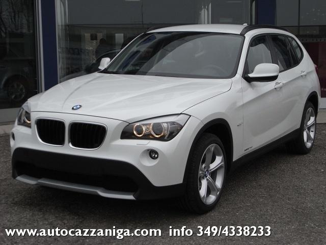 BMW X1 sDrive 20d/23d ELETTA/ATTIVA/FUTURA AUTOMATICA Immagine 0