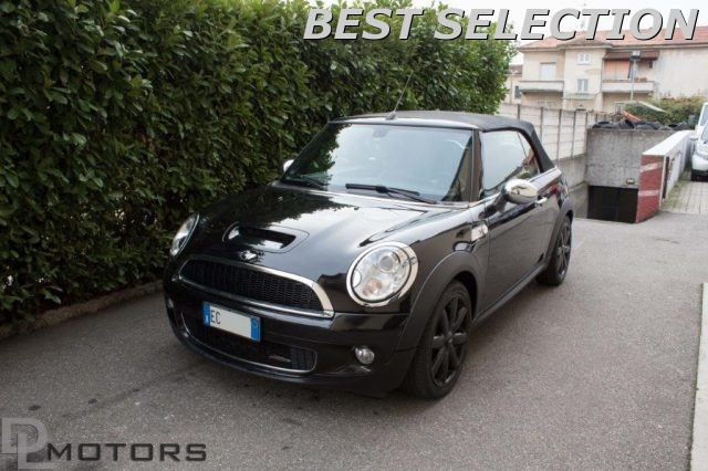 MINI Cabrio Nero metallizzato