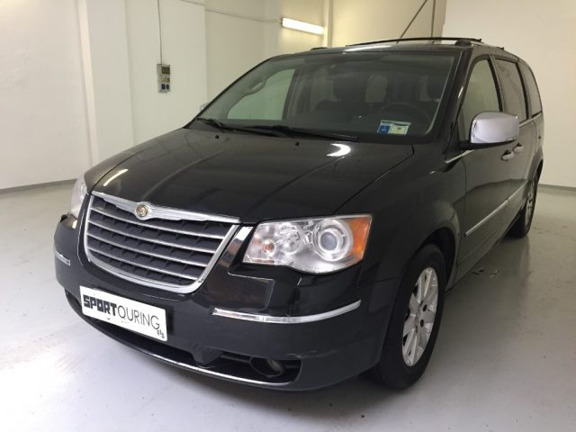 CHRYSLER Grand Voyager Nero metallizzato