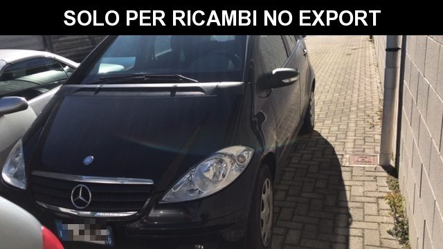 MERCEDES-BENZ A 150 Nero pastello