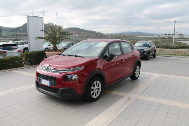CITROEN C3 Bordeaux metallizzato