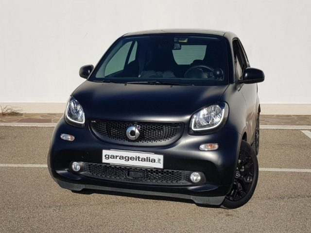 SMART ForTwo Nero Opaco pastello