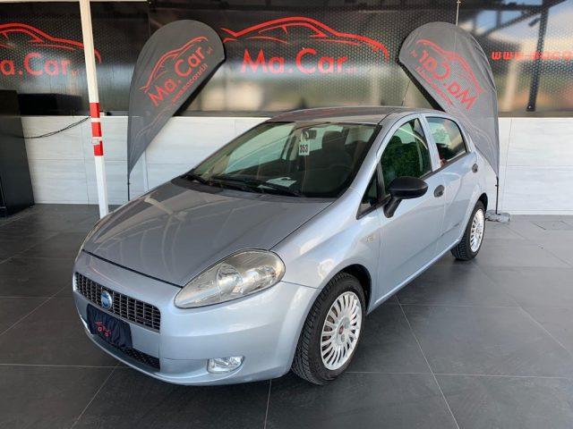 FIAT Grande Punto 1.3MJT 75 5p.Van Active 4pt