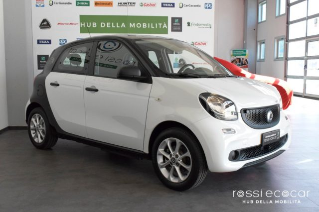 SMART ForFour electric drive Youngster - Ok Neopatentati Immagine 1