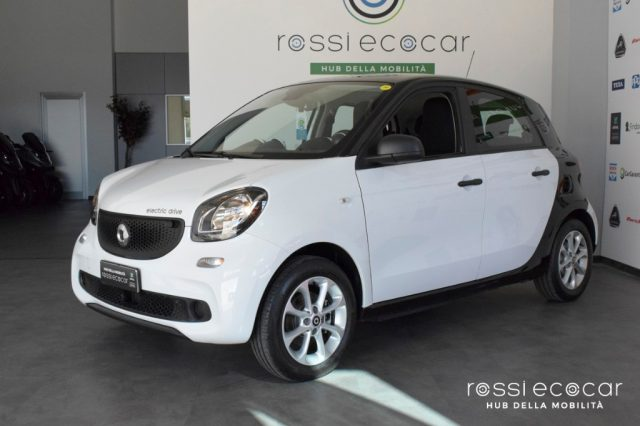 SMART ForFour electric drive Youngster - Ok Neopatentati Immagine 2
