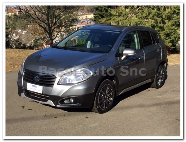 SUZUKI S-Cross Antracite metallizzato