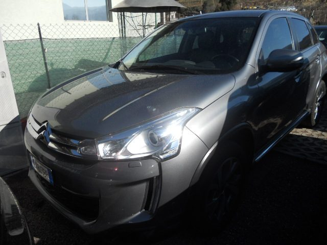 CITROEN C4 Aircross 1.6 HDi 115 Stop&Start 4WD Exclusive Immagine 0