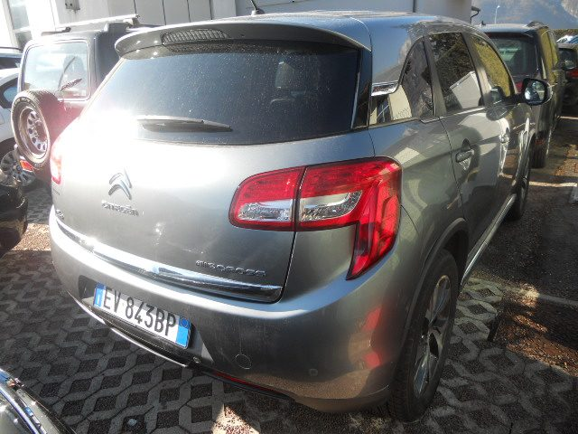CITROEN C4 Aircross 1.6 HDi 115 Stop&Start 4WD Exclusive Immagine 2