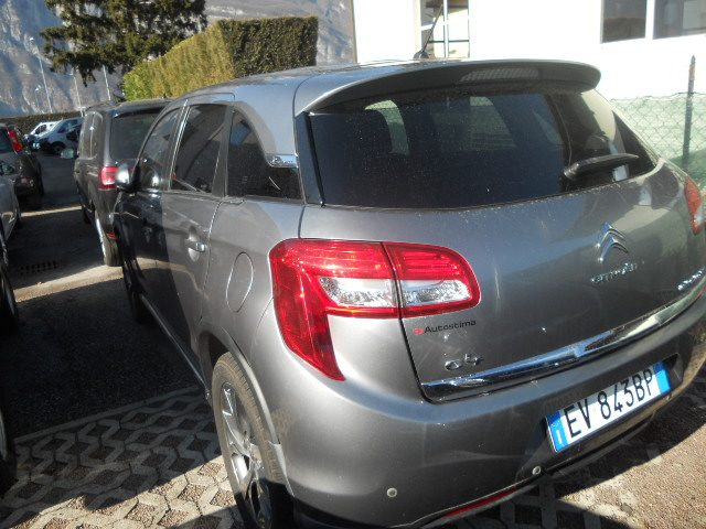 CITROEN C4 Aircross 1.6 HDi 115 Stop&Start 4WD Exclusive Immagine 3