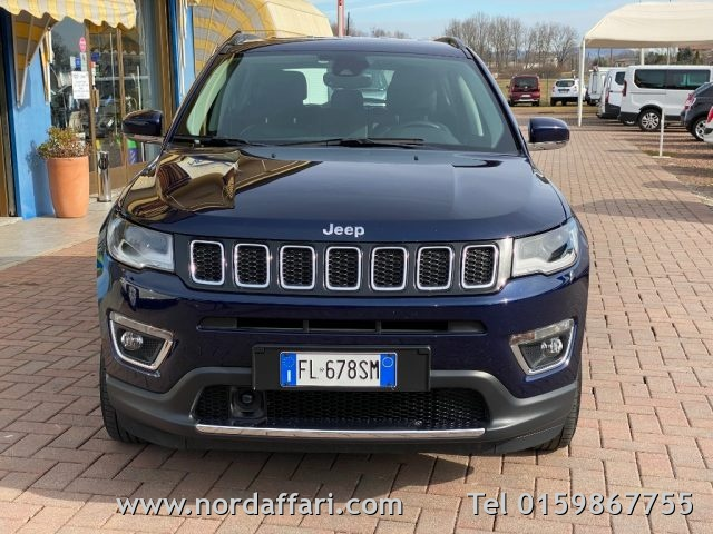 JEEP Compass 2.0 Multijet II aut. 4WD Opening Edition - foto: 2