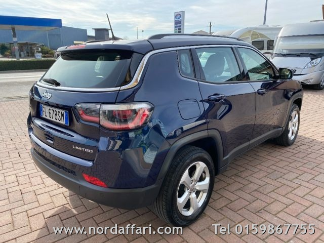 JEEP Compass 2.0 Multijet II aut. 4WD Opening Edition - foto: 5