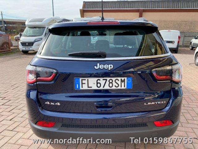 JEEP Compass 2.0 Multijet II aut. 4WD Opening Edition - foto: 6