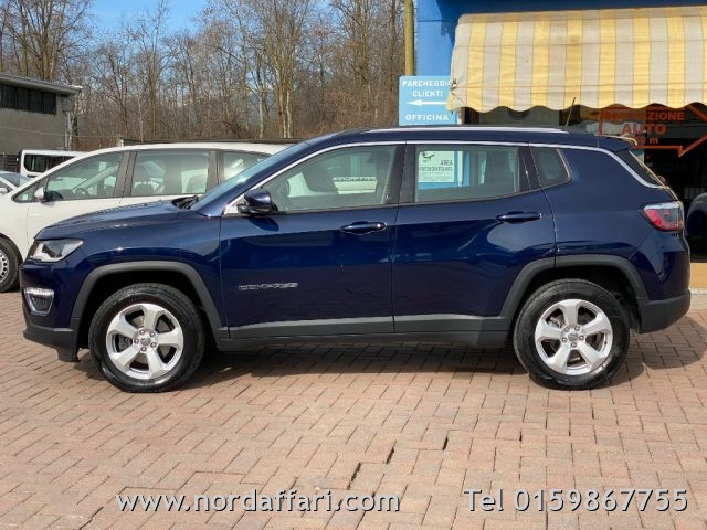 JEEP Compass 2.0 Multijet II aut. 4WD Opening Edition - foto: 8