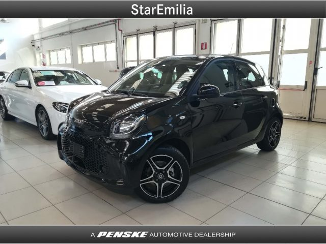 SMART ForFour EQ Pulse Immagine 0