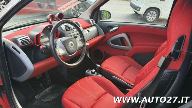 SMART ForTwo 800 40 kW coupé pure cdi Immagine 4