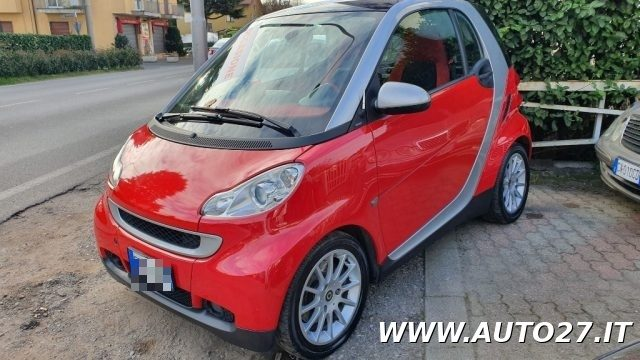 SMART ForTwo 800 40 kW coupé pure cdi Immagine 0